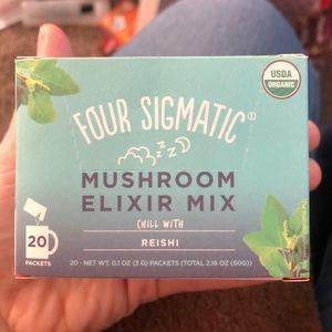 18/20 packets- mushroom elixir mix